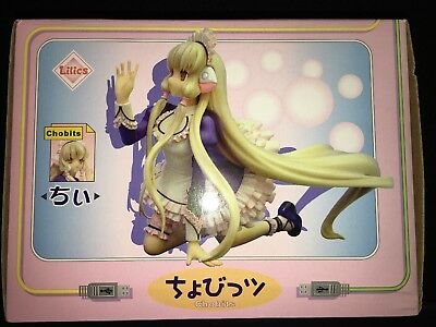 Lilics Art Storm Chobits Maid PVC Figure NIB