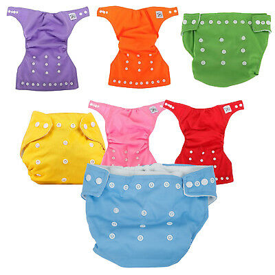 BABY CITY Washables diapers for Baby TE1 adjustable without insert N1L2
