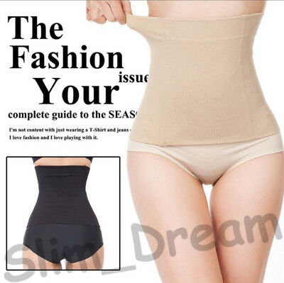 US Postpartum Belly Recovery Tummy Control Girdle Belt Body Slim Shaper Corset
