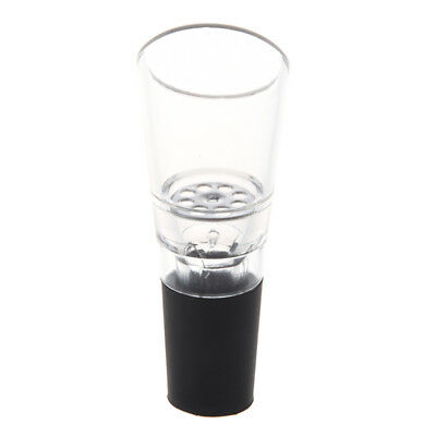 WIne Bottle Aerator Spout Aerating Decanter Pourer T5H1