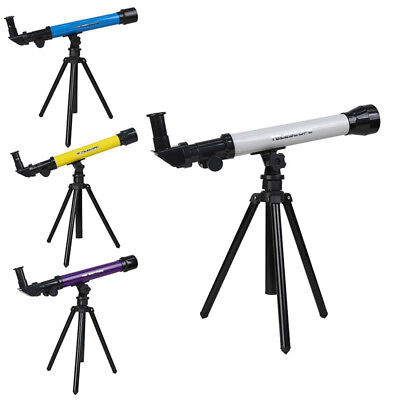 Powerful Astronomical Telescope With Tripod Stargazing Educational Toy Kids Gift