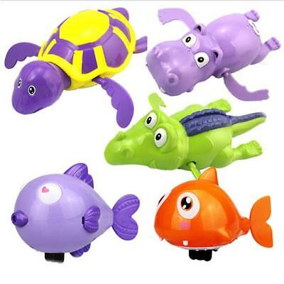 New Baby Bath Plastic Animal Fun Educational Kids Toy For Children N7
