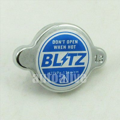 Racing High Pressure Radiator Cap Blitz Small Head 9mm 1.3kg/cm JDM Universal
