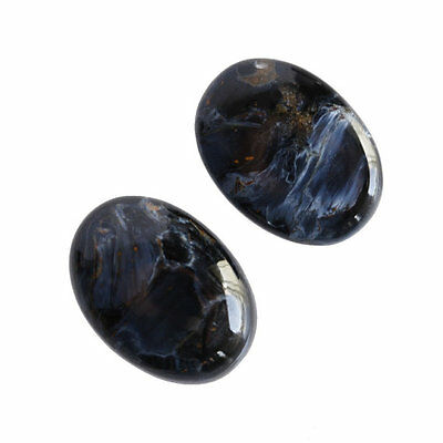 Pietersite 20x15MM Oval Shape, Calibrated Cabochons AG-213