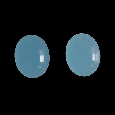 Gorgeous Chalcedony 20X15MM Oval Shape, Calibrated Cabochons AG-217