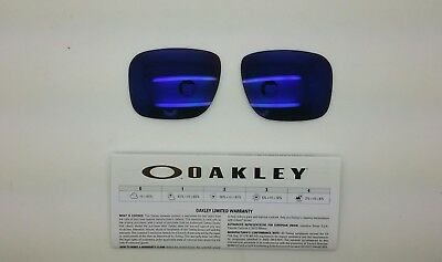 Oakley HOLBROOK lenti ricambio colore +red    iridium model 9102 ORIGINALI