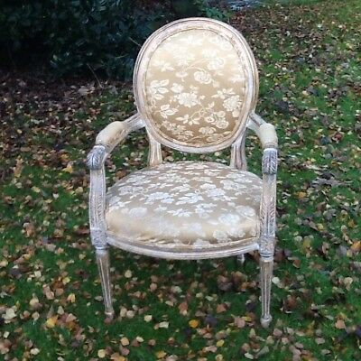 French Louis Armchair