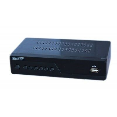 Decoder digitale Terrestre DVB-T2 Full Hd con ingresso USB MPEG-4 MP3 JPG