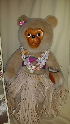 Robert Raikes Rare Lei Lani Bear from the 1994 Convention; #272 of 500 with COA