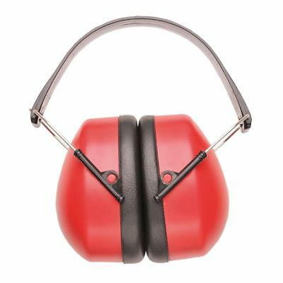 Portwest Super Ear Protector Red PW41 Case of 5