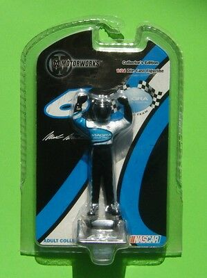 MARK MARTIN Roush #6 Viagra - Motorworks 1:24 Scale Figurine -New