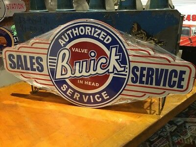 Buick Repro Service Sign