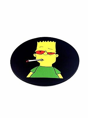 Dab Pad – Mouse Pad – NUGGLIT – USA Shipper – Limited Edition - Round - Bart S