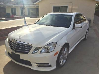 2013 Mercedes-Benz E-Class E350 2013 Mercedes E350 Sedan Sport Package Keyless go only 40k Miles