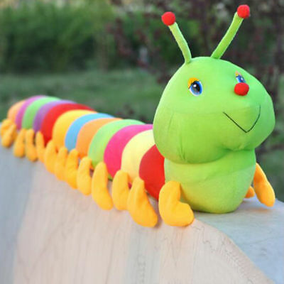 Baby Child Cute Plush  Colorful New Inchworm Soft Popular Doll Lovely Toy Toy