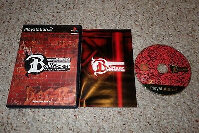 The Bouncer (Sony PlayStation 2, 2000) Complete JAPAN Import JP