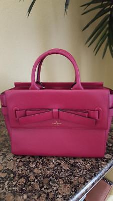 43c0c6d7681f NWT!!! KATE SPADE Joley Avalon Place Red Plum Tote Bag -  179.99 ...