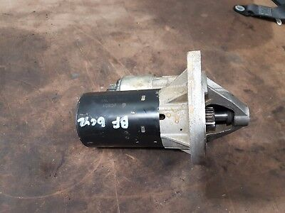 Ford Bf  Falcon 6 Cyl Starter Motor