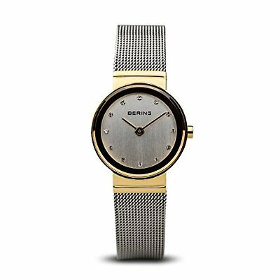 BERING Time 10126-001 Womens Classic Collection Watch with Mesh Band and scratch