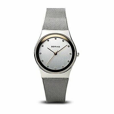 BERING Time 11927-000 Womens Classic Collection Watch with Mesh Band and scratch
