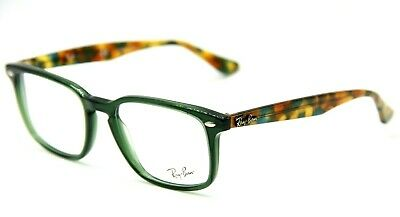 9781bc73e7 RAY-BAN RB 5353 5630 Green Eyeglasses Authentic Frames Rx Rb5353 52 ...