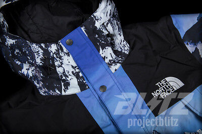 Supreme / The North Face Mountain Parka Jacket S M L Xl Fw17 2017 Tnf