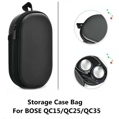 EVA Portable Storage Box Carry Shell Case Bag For Bose QC15 QC25 QC35 Headphone