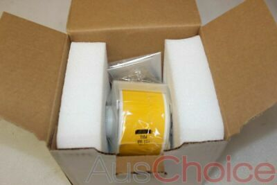 "BRADY GlobalMark Vinyl Label Tape Roll Cartridge 2.25in x100ft YELLOW 2.25"" -New"