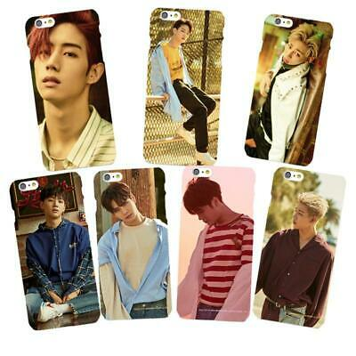 GOT7 7 For 7 Phone Case Case Cover Matte Patterned for iPhone 6 6S P 7 7p KPOP