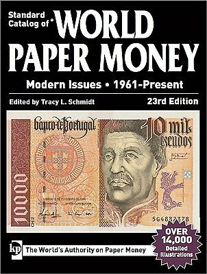 2018 Standard Catalog of World Paper Money 1961-Present. 23nd edition - pdf