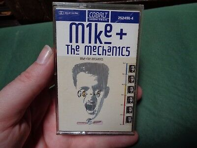 MIKE AND THE MECHANICS_used cassette_ships from AUS!_zz61_Y3