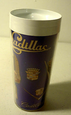 Cadillac Logo Thermo Serv West Bend Logo Cup