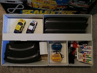 Slot car set in original condition