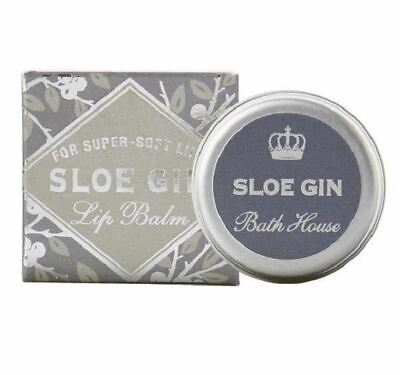 Cocktail Collection Sloe Gin Scented Moisturising Lip Balm by Bath House