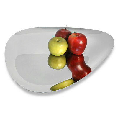 NEW Alessi Colombina Tray Stainless Steel