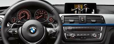 BMW iDrive Coding With USB - VIDEO IN MOTION - VIDEO FROM USB - FOR NBT UNITS