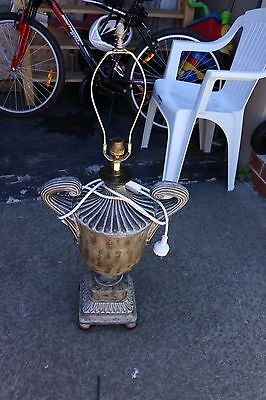 Antique Table Stand Lamp RESERVOIR 3073