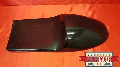 Duck Bill Cafe Racer Style Seat New & Unused In Black