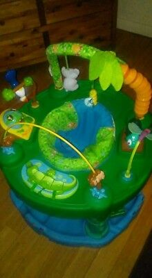 ExerSaucer® by Evenflo® Triple Fun™ Jungle Active Learning Center