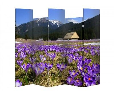 Two-sided decorative screen landscapes 10717 180x180