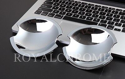 CHROME DOOR HANDLE SCOUP INNER CUP COVERS for MINI R50 R52 R53 R55 R56 R57 R58