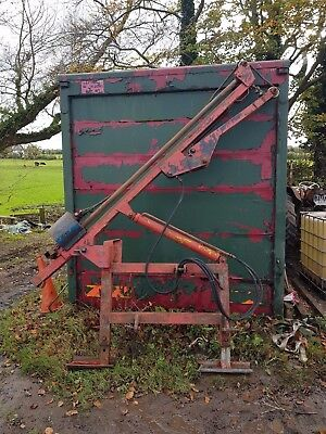 tractor 3 point linkage hydraulic post knocker we deliver