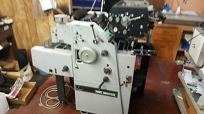 VINTAGE Ryobi 2800CD Offset Printing Press Machine with T-51 Extra Head
