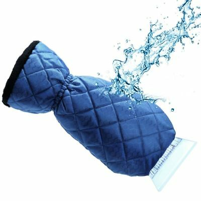 Ice Scraper Gloves Mitt Snow Removal Tool for Winter Frost Window Windshield Car