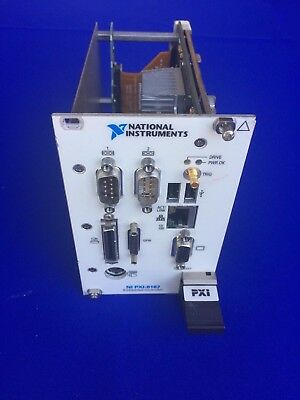 National Instruments NI PXI-8187 CPU Embedded Controller No HDD