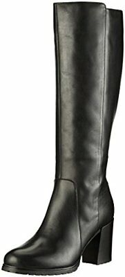 new products b4c65 c424a Geox D New Lise High H Stivali Donna Nero Black 38 EU m3Z -  mainstreetblytheville.org