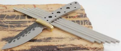 Stainless Steel Rod 1/4 x 6 inch Pin Pins Scales Handles Knife Making Supplies