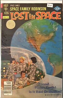 Space Family Robinson, Lost in Space on Space Station One #53 (Oct 1977,...