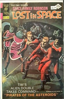 Space Family Robinson, Lost in Space on Space Station One #48 (Aug 1976,...