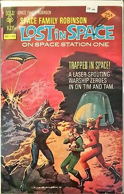Space Family Robinson, Lost in Space on Space Station One #43 ([April] 1975,...